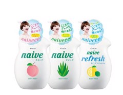 Sữa tắm Kracie NAIVE Body Wash 530ml