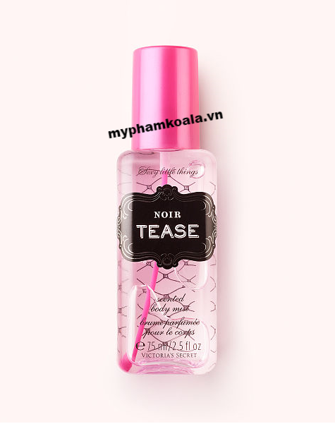 Xịt Thơm Body Victoria Secret Scented Body Mist Brume Parfumee Pour Le Corps 75ml