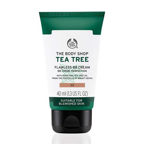 Kem Nền Tea Tree Flawless BB Cream