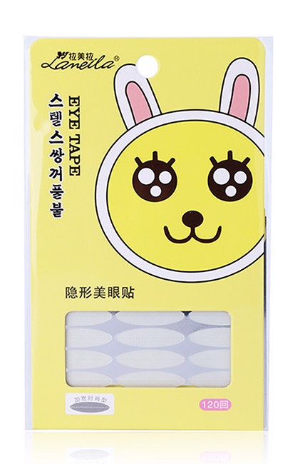Dán mí Line Friend Eye Tap 120pcs