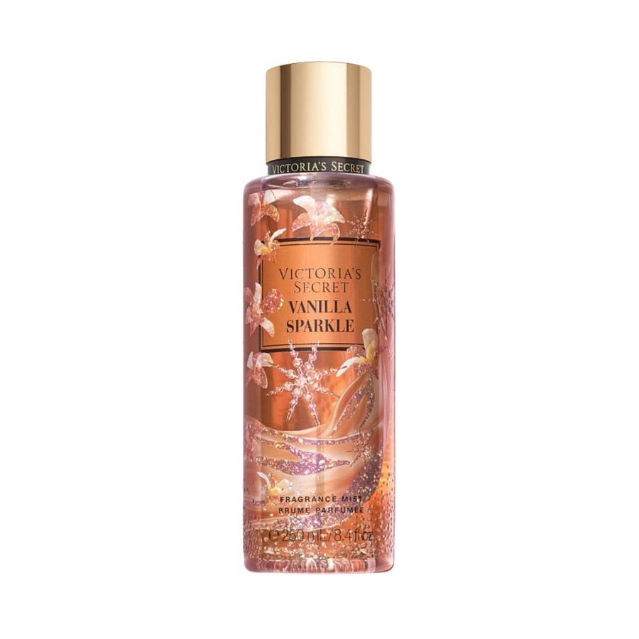 Xịt Body Victoria's Secret VANILLA SPARKLE Fragrance Mist