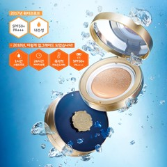 [NEW] Phấn Nước Chống Trôi The Face Shop Miracle Finish WaterProof Cushion SPF 50+ PA++++ 15gr