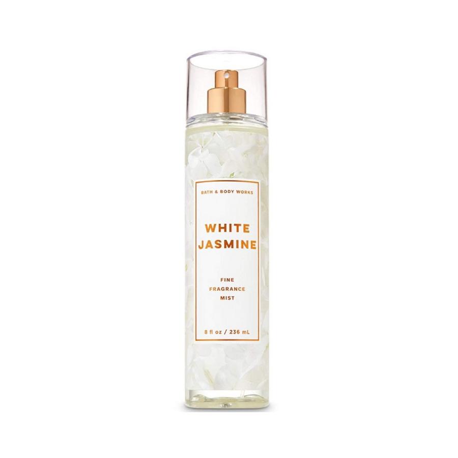 Xịt Body Bath & Body Works WHITE JASMINE Fine Fragrance Mist