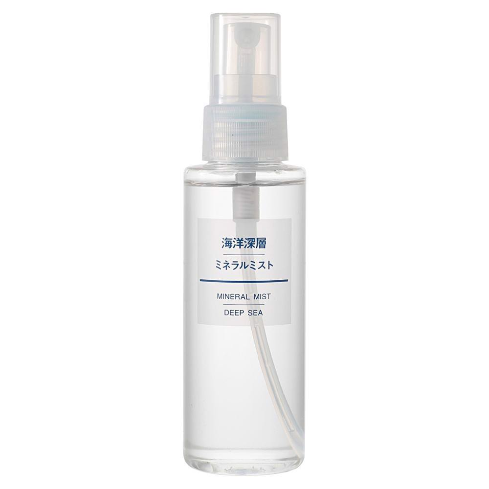 Xịt Khoáng Muji Light Toning Water Deep Sea 100ml