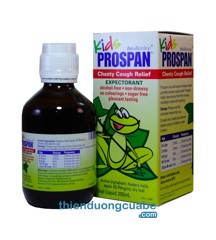 Siro ho Prospan Kids 200ml