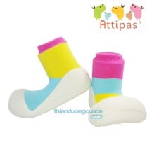 Giầy tập đi Attipas Together Pink-M115