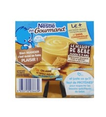 Váng sữa Nestle vị Biscuit 6 th