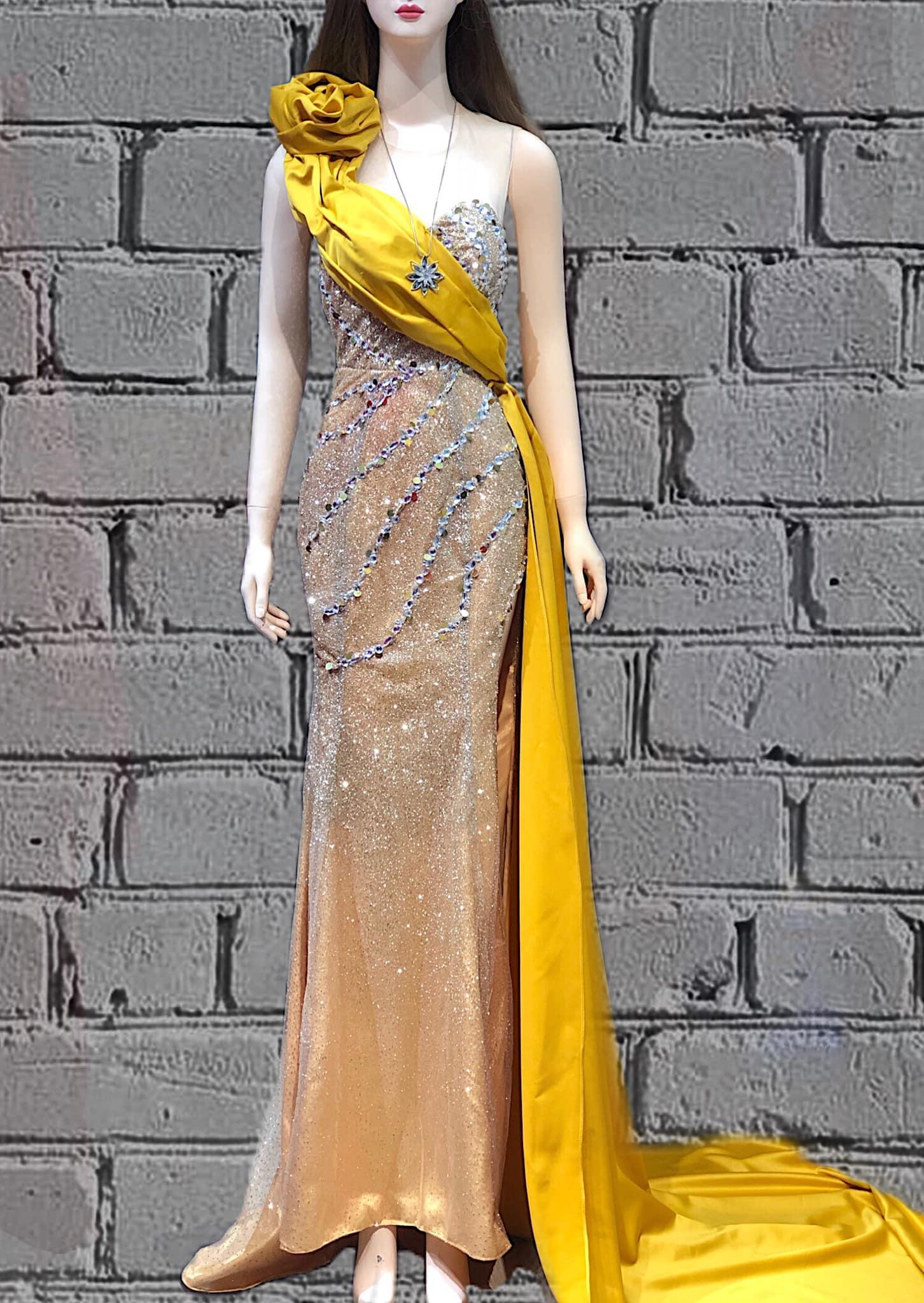 Đầm Dạ Hội MiaSelena thiết kế sang trọng trẻ trung