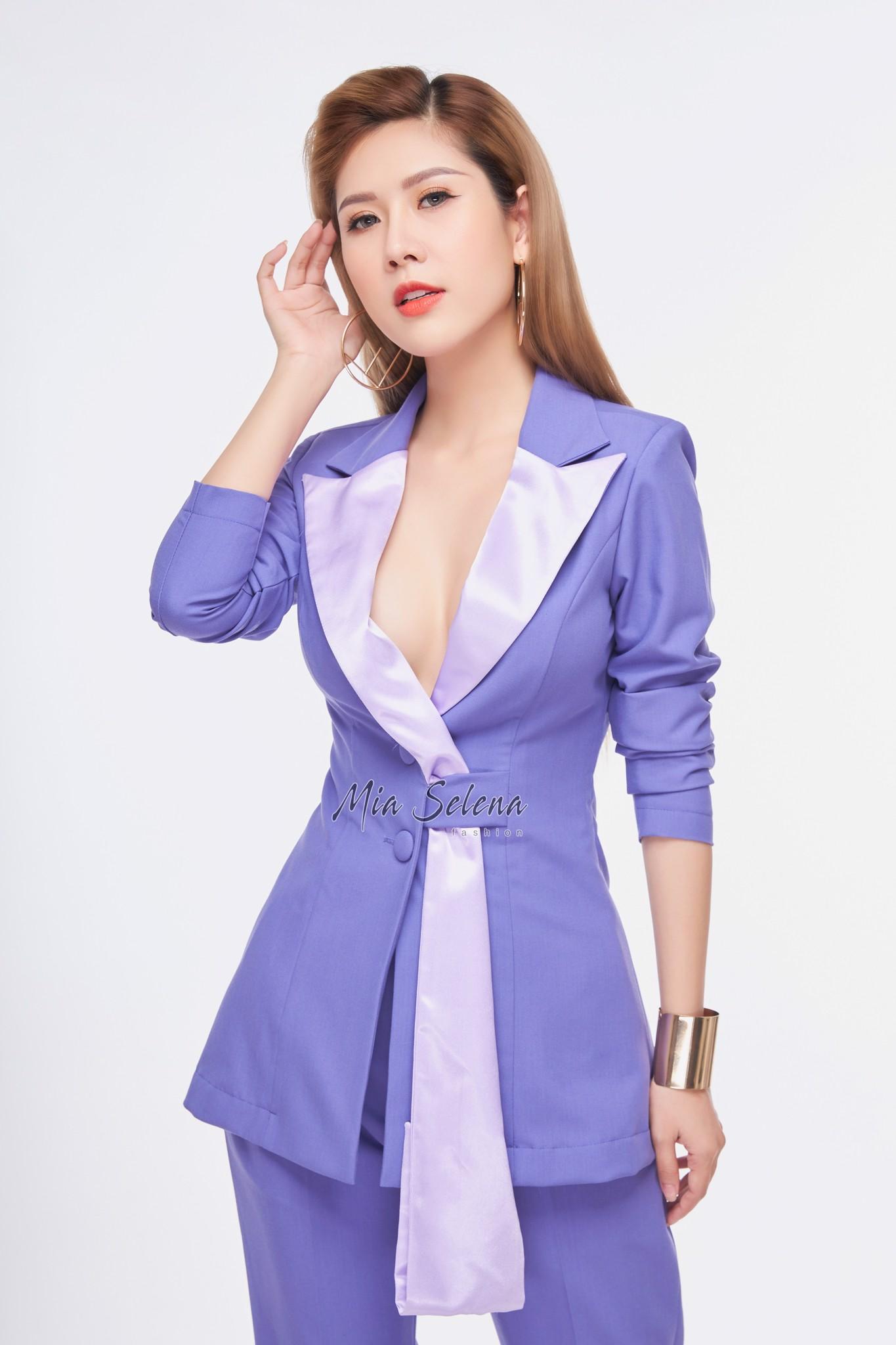 Vest Mia Selena thiết kế phong cách mới lạ