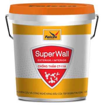 SUPER WALL (Chống thấm CT11A)