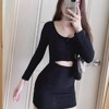 Đầm Body Cut Out Sang Chảnh - YD158270