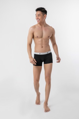 QUẦN BOXER BRIEFS COTTON QLDR01