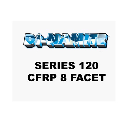 CFRP 8 FACET SERIES 120