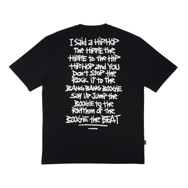 Hip Hop Don't Stop Tee