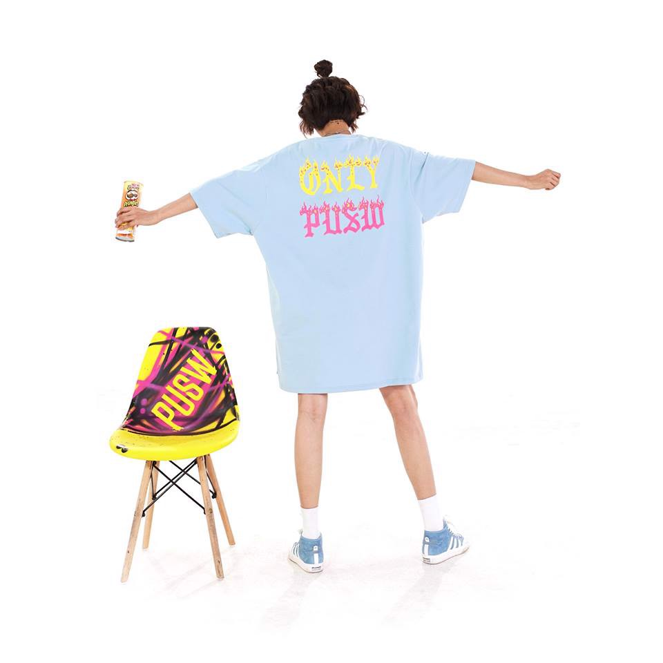 Only PUSW Oversized Tee