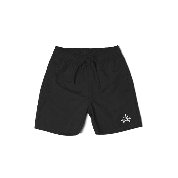 Crown Logo Kids Beach Short