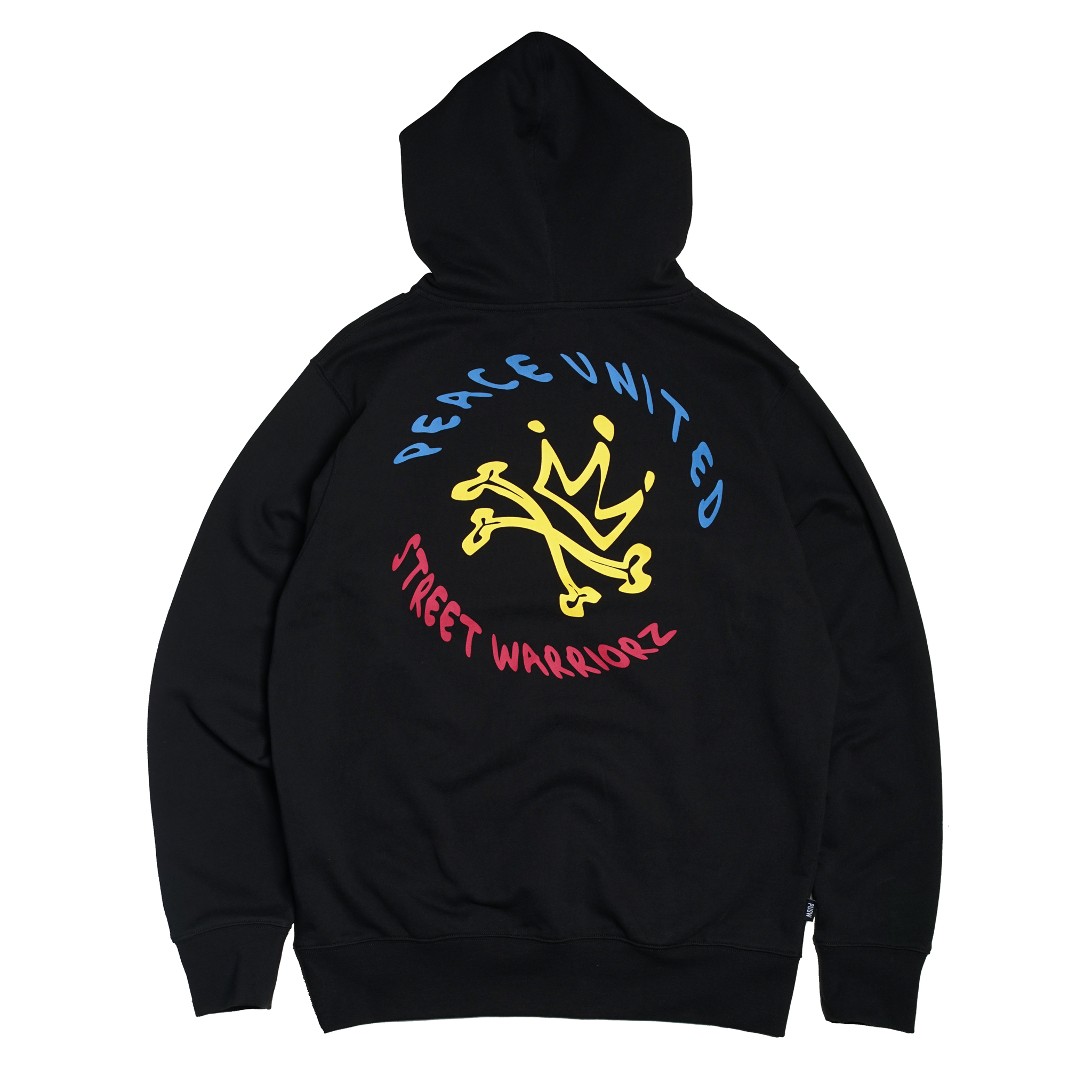 PUSW Colorz Hoodie