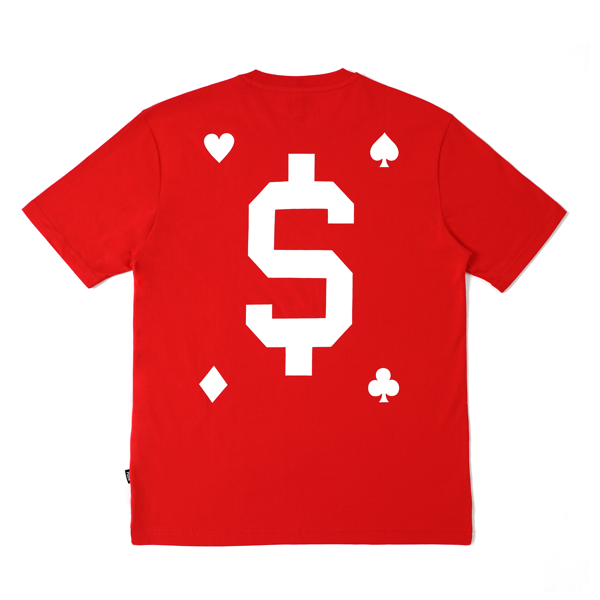 PUSW Playing Card Tee