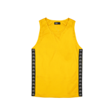 LOGO MESH BASKETBALL TANK TOP