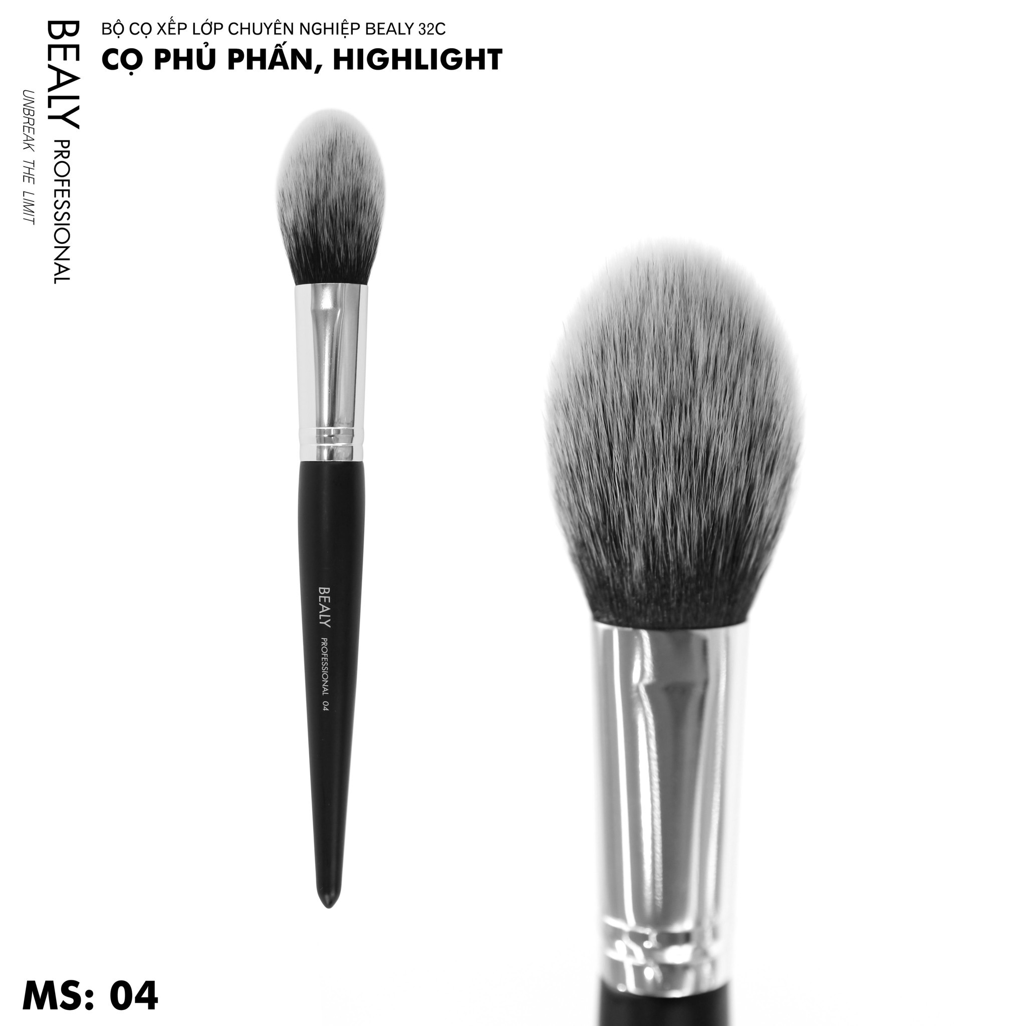 CỌ PHỦ PHẤN, HIGHLIGHT - CXL32C - N0.04