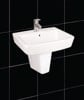 Wash basin VENUS + short pedestal