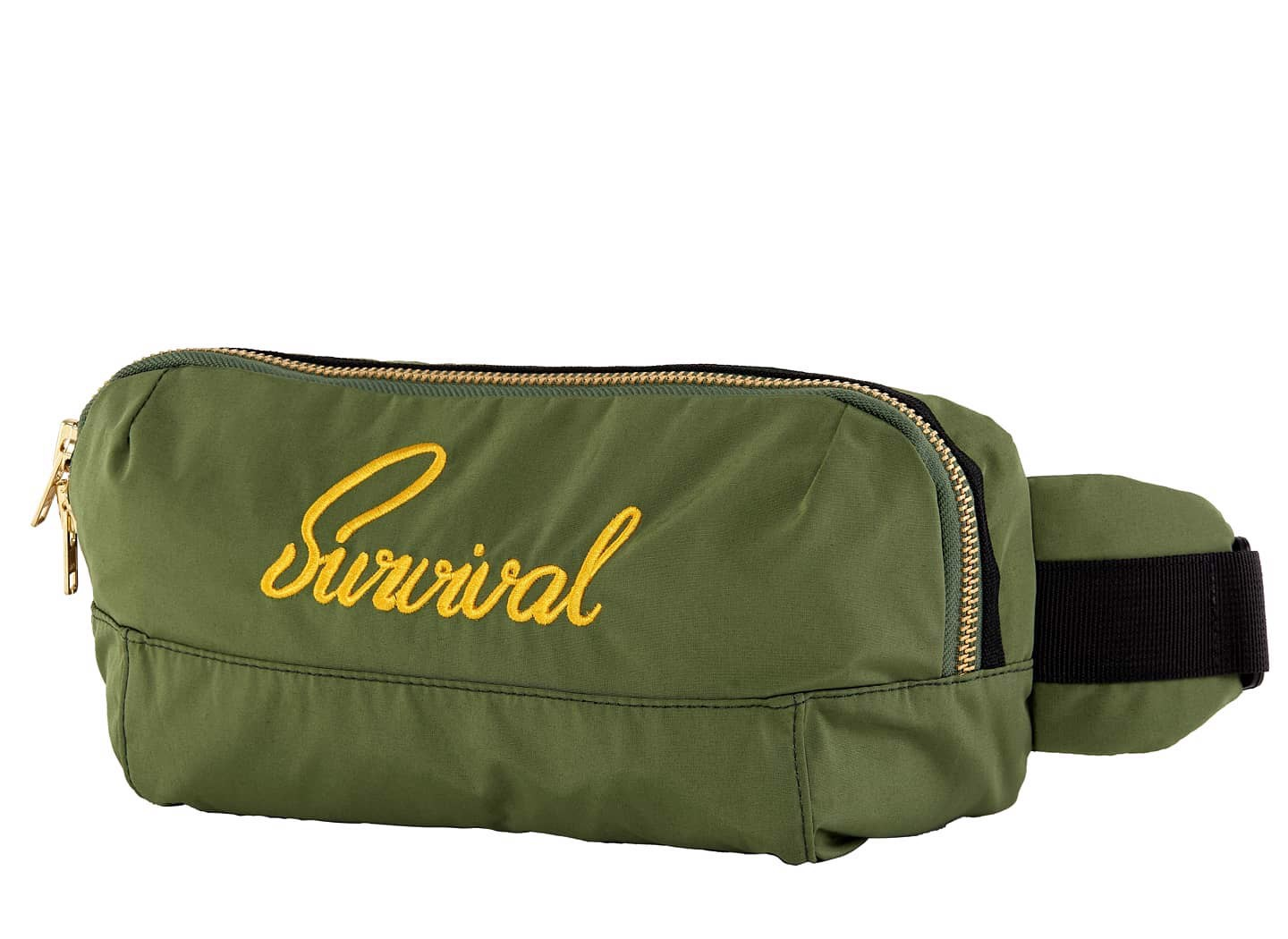 Olied Canvas Waistpack