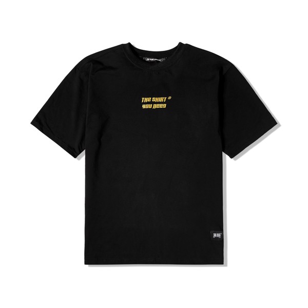 Big Logo Tee (Black) (No Restock)