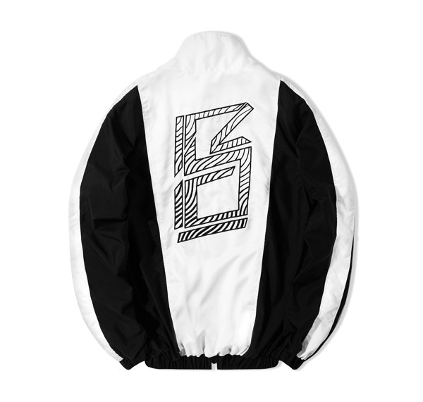 Stripes Jacket (White) (No Restock)