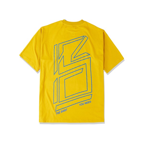 Big Logo Tee (Yellow) (No Restock)