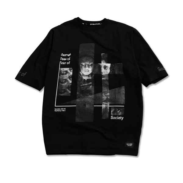 Anthropophobia Tee (No Restock)