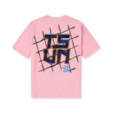 Barbed Wire Tee - Pink