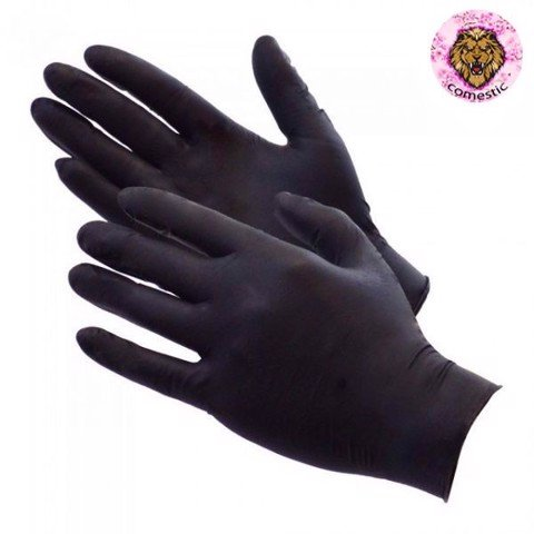 KUROSUMI BLACK TATTOO GLOVES