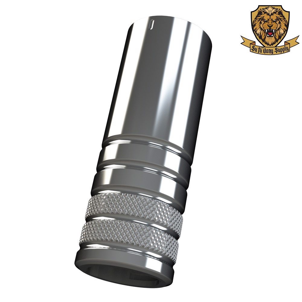 Tay cầm Inox 22mm Polished Stainless steel