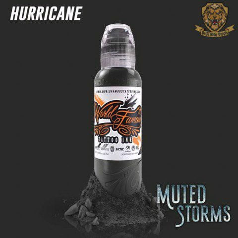 POCH'S MUTED STORMS – HURRICANE
