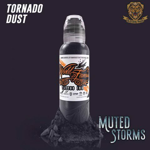 POCH'S MUTED STORMS – TORNADO DUST