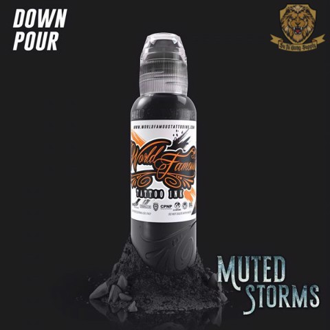 Poch's Muted Storms – Down Pour