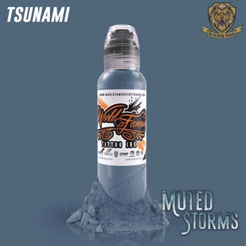 POCH'S MUTED STORMS – TSUNAMI