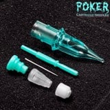 POKER - RL* (COLLAPSED STROKES) - 35MM - 5 PCS