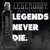 LEGENDARY BLACK