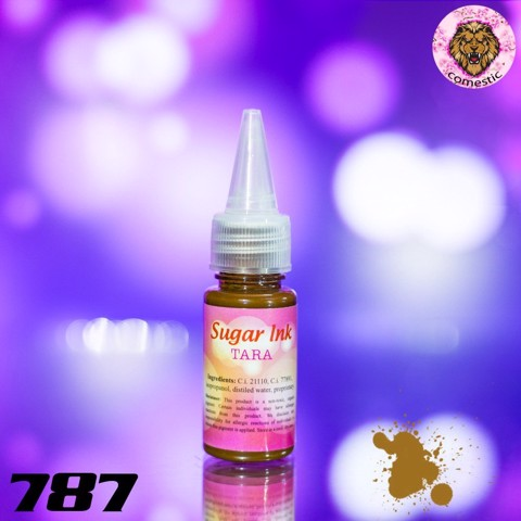 SUGAR INK TR 787 – BROWN