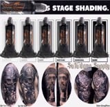 FIVE STAGE SHADING SET 6 BOTTLE