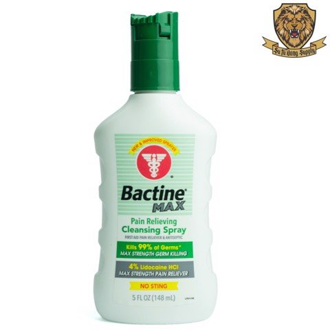 BACTINE SPRAY MAX