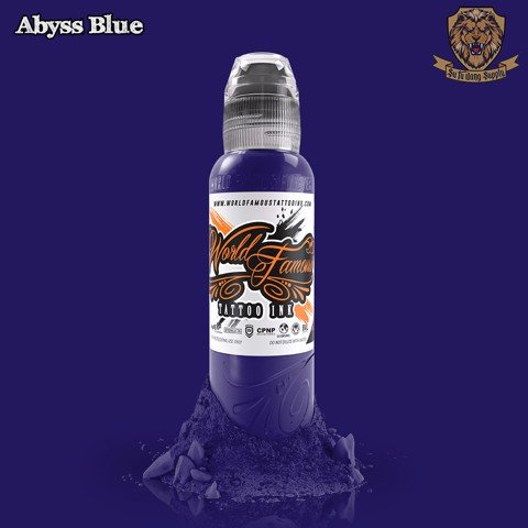 ABYSS BLUE