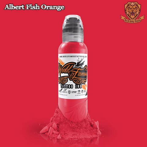 Albert Fish Orange