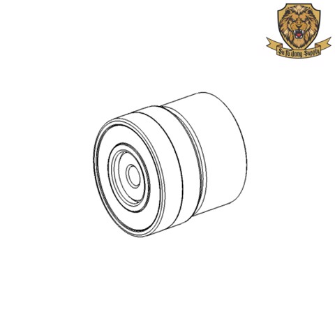 No.125 - Axial Bearing