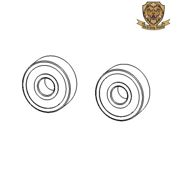 NO.67 - CAM BEARINGS 2 PCS