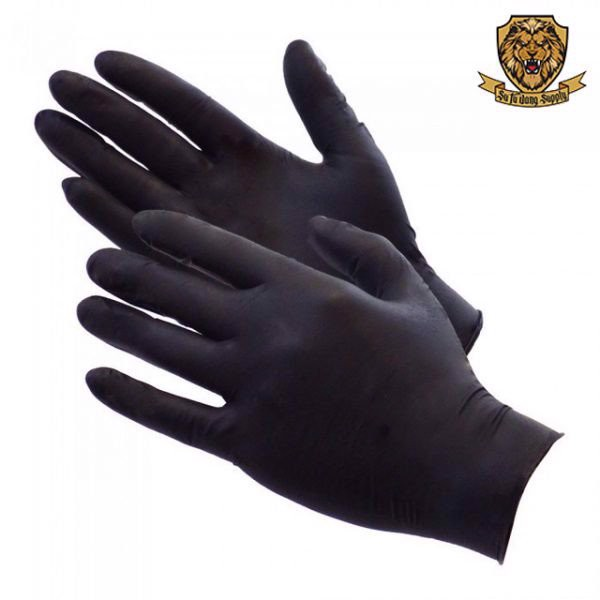 KURO SUMI BLACK TATTOO GLOVES