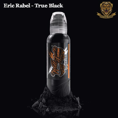 ERIC RABEL - TRUE BLACK