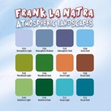 FRANK LA NATRA ATMOSPHERIC LANDSCAPES SET
