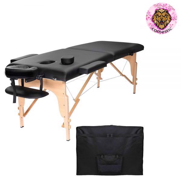 BLACK MINI TATTOO BED